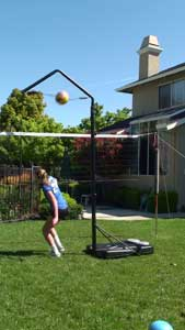 Volleyball Spike Trainer Hit - Volleyball Training Equipment